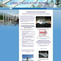 Lords conservatory repairs