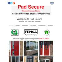 Pad Secure