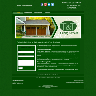 T & T Building Services