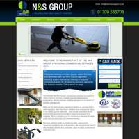 N and S group