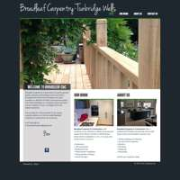 Broadleaf carpentry &a construction