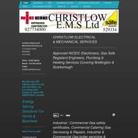 Christlow Electrical & Mechanical Services Ltd