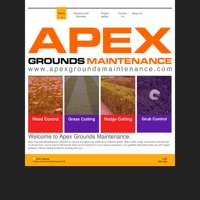 Apex grounds maintenance