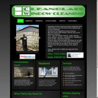 Cleanglass window cleaning