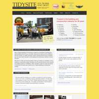 Tidysite Building and Construction Services Ltd