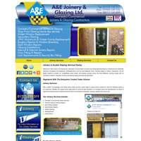 A&E joinery and glazing Ltd