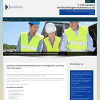jaysways. Construction limited