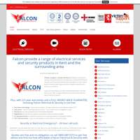 Falcon Electrical & Security LTD