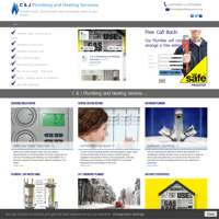 C & J plumbing and heating services