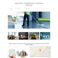 High Spec Commercial Cleaning Service