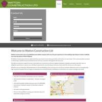 watton construction ltd