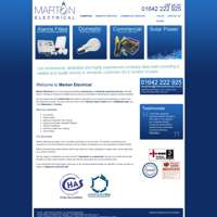 Marton Electrical Ltd