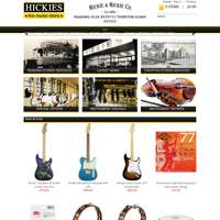 Hickies Music Store
