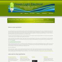 Green light electrical
