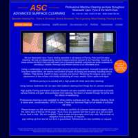ASC Advanced Surface Cleaning