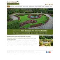 Deanhalsall garden landscapes