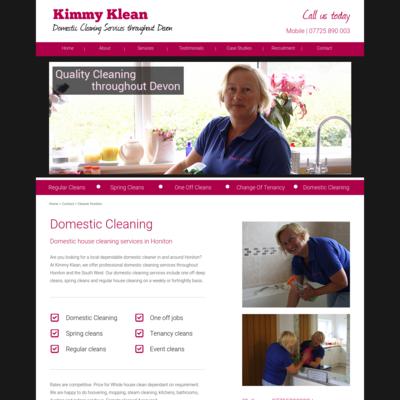 Kimmy Klean
