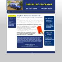 GREG BLUNT DECORATORS LTD