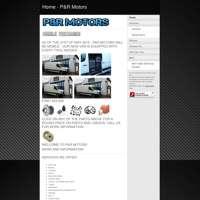 P&R Motors Mobile