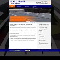 Profile cladding and roofing ltd