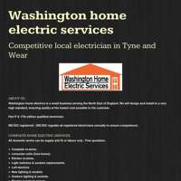 Washington home electric services