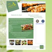 Zest Healthy catering co