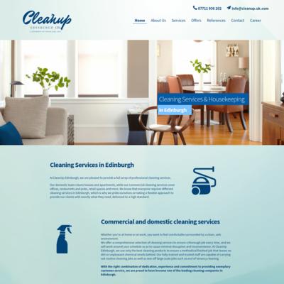 Cleanup Edinburgh Ltd