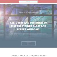 selwyn stained glass