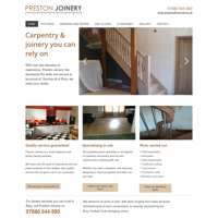 Preston joinery