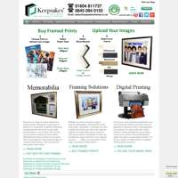 Keepsakes Framed Fine Art & Digital Printing