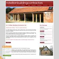 N D Willan Building Contractors Ltd