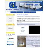 G and l plastering