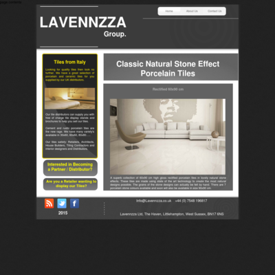Lavennzza UK Tile Agent (Tile Supplier's to the Trade)