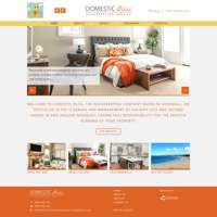 Domestic bliss housekeeping service