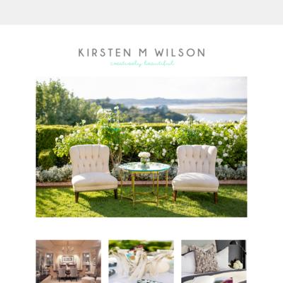 Kirsten M Wilson Design