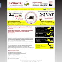 Sandwell Pest Control Services Ltd
