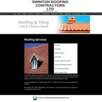 Swinton roofing contractors