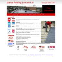 Manor Roofing London Ltd