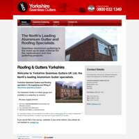 Yorkshire Seamless Gutters(UK)Ltd