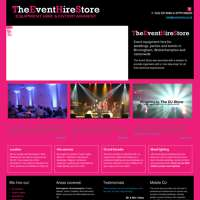 The Event Hire Store