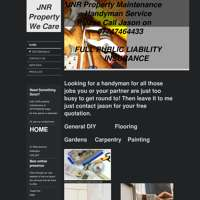Jnr property maintenance