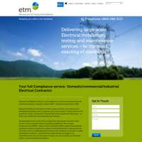 Etm electrical,Plumbing and gas