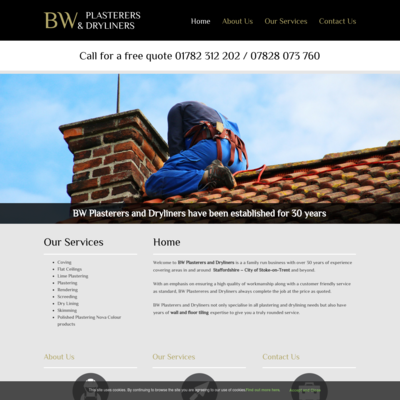 BW Plasterers And builders