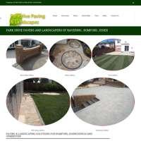 Parkdrive paving & landscaping