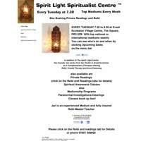 The Spirit Light Centre