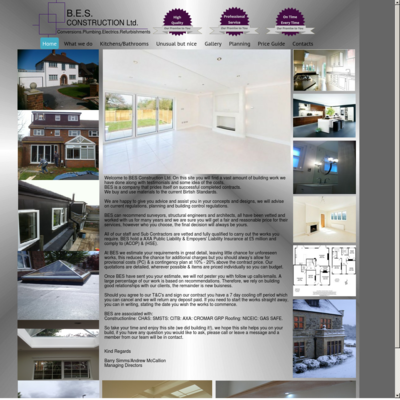 BES Construction Ltd