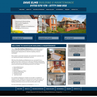 dave elms building and maintenance