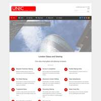 Unic Glass And Glazing Limited