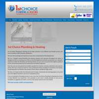 1st Choice Plumbing and Heating