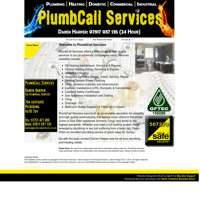 Plumbcall services